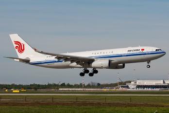 B-6540 - Air China Airbus A330-200