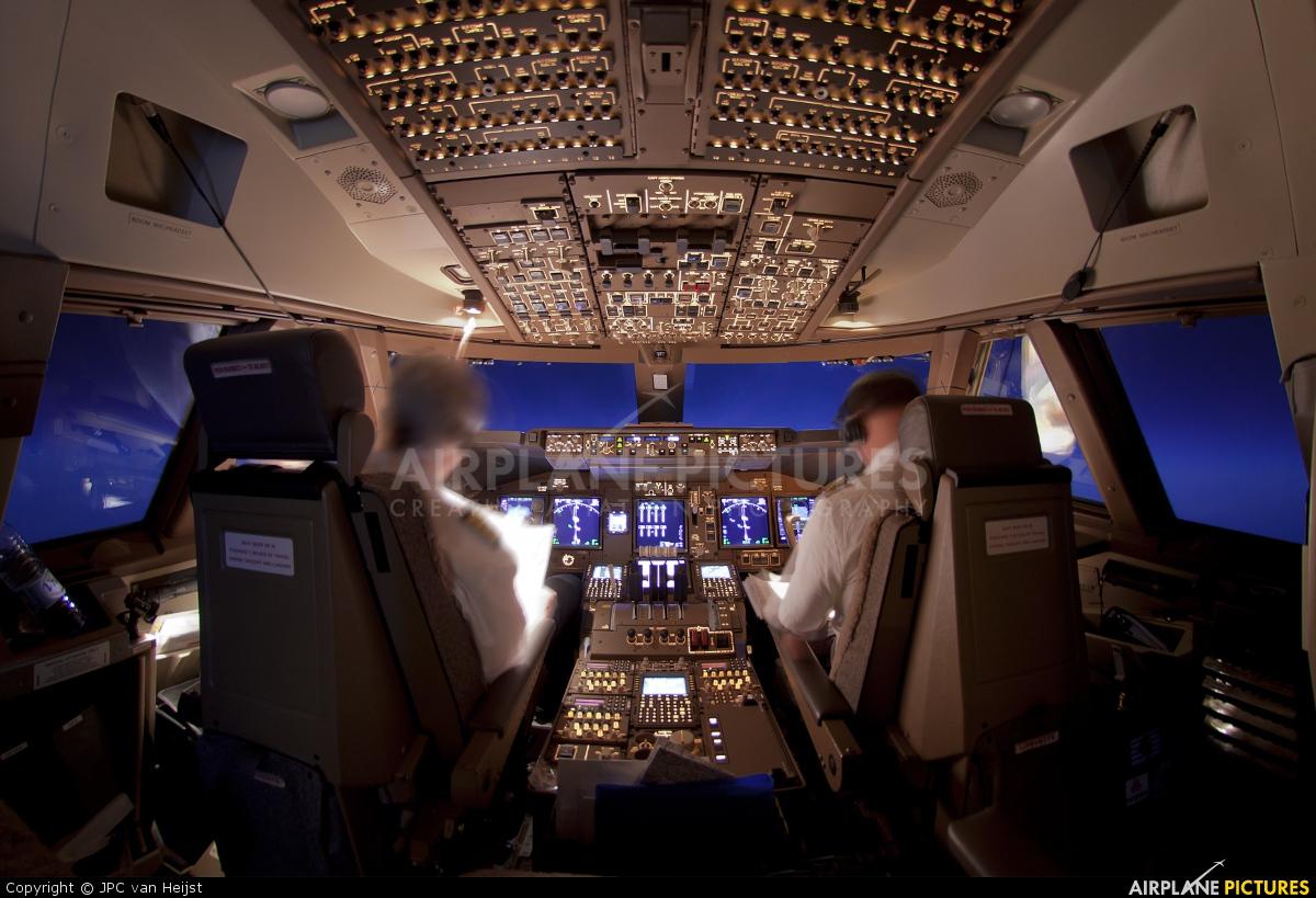 Cargolux LX-VCD aircraft at In Flight - International
