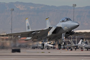 83-0050 - USA - Air Force McDonnell Douglas F-15D Eagle