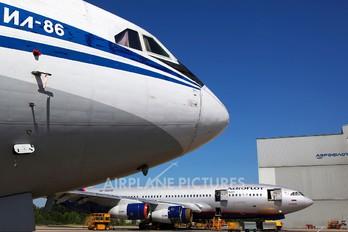RA-86124 - Donavia Ilyushin Il-86