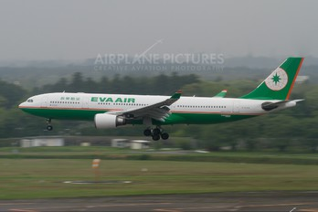 B-16308 - Eva Air Airbus A330-200