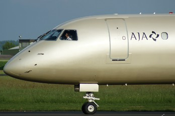 A6-AJH - Al Jaber Aviation Embraer ERJ-190 (190-100)