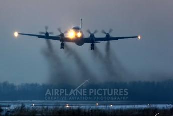RF-95675 - Russia - Air Force Ilyushin Il-22