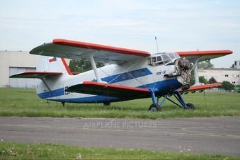 OK-PYA - Aeroklub Czech Republic Antonov An-2