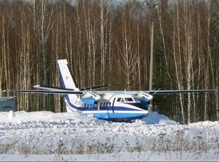 RF-01010 - Russia - Air Force LET L-410UVP Turbolet