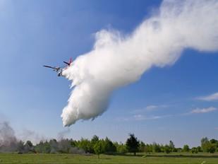 33 - Ukraine - Ministry of Emergency Situations Antonov An-32P Firekiller