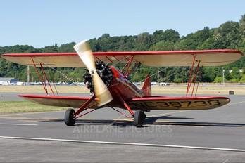 NC39738 - Private Waco Classic Aircraft Corp UPF-7