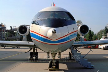 D-ADAM - DLR Flugbetriebe VFW-Fokker 614