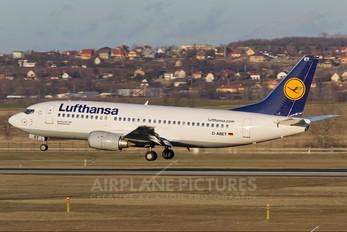 D-ABET - Lufthansa Boeing 737-300