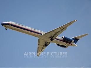 UR-CHJ - Khors Aircompany McDonnell Douglas MD-82