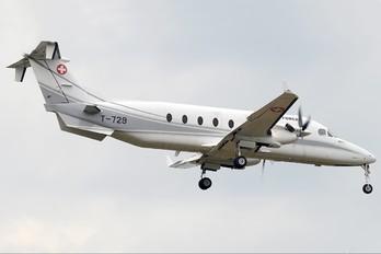 T-729 - Switzerland - Air Force Beechcraft 1900D Airliner
