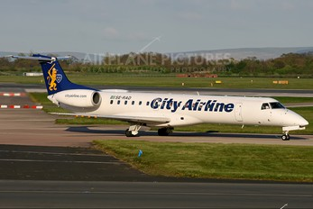 SE-RAD - City Airline Embraer ERJ-145