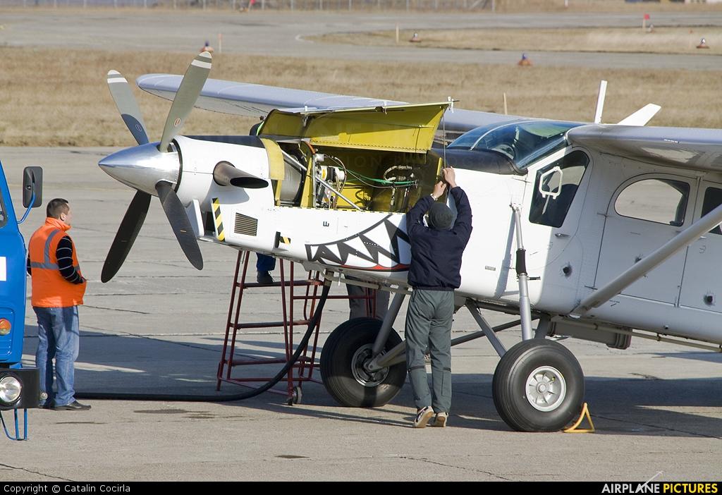 Aviofun S5-CMA aircraft at Suceava - Ştefan Cel Mare
