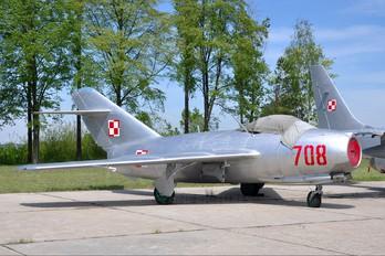 708 - Poland - Air Force PZL Lim-2