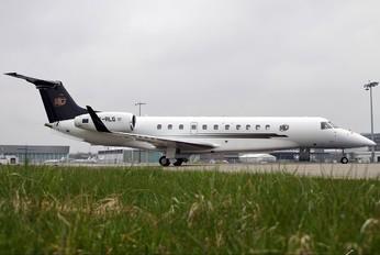 LX-RLG - Global Jet Luxembourg Embraer ERJ-135 Legacy 600