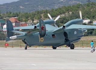 18 - Russia - Navy Beriev Be-12