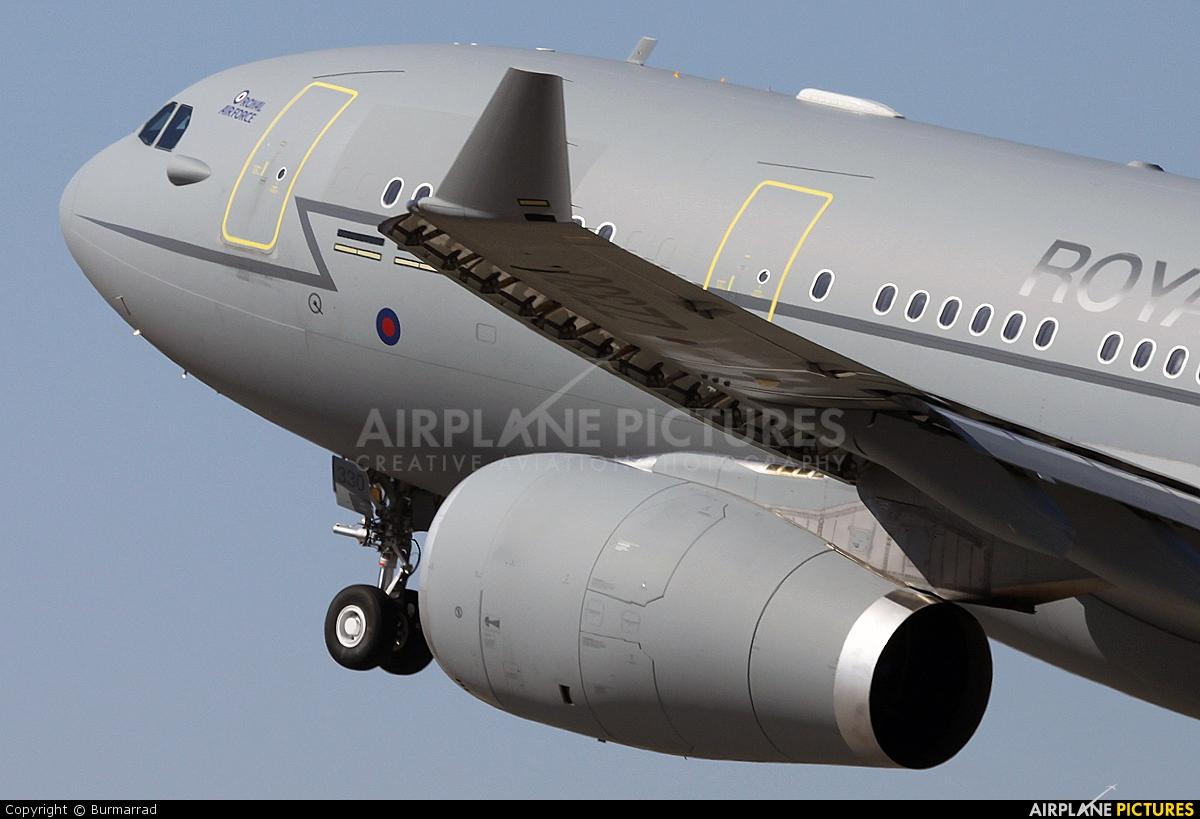 Royal Air Force ZZ330 aircraft at Malta Intl