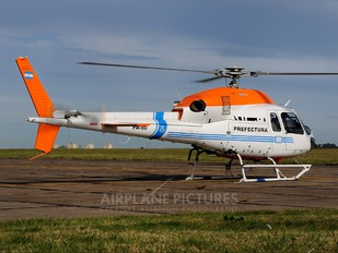 PA-80 - Argentina - Coast Guard Aerospatiale AS355 Ecureuil 2 / Twin Squirrel 2