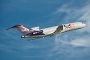 N481FE - FedEx Federal Express Boeing 727-200F aircraft