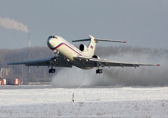 RA-85631 - Rossiya Tupolev Tu-154M