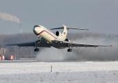 RA-85631 - Rossiya Tupolev Tu-154M aircraft