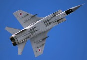 10 - Russia - Air Force Mikoyan-Gurevich MiG-31 (all models) aircraft