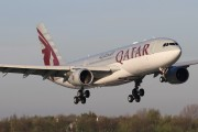 A7-ACI - Qatar Airways Airbus A330-200 aircraft