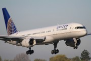N29129 - United Airlines Boeing 757-200 aircraft