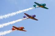 - - Private North American Harvard/Texan (AT-6, 16, SNJ series) aircraft
