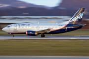 VP-BRK - Aeroflot Nord Boeing 737-500 aircraft