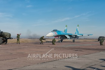 03 - Russia - Air Force Sukhoi Su-27