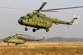 12551 - Serbia - Air Force Mil Mi-17