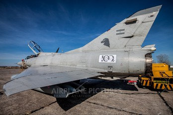 I-003 - Argentina - Air Force Dassault Mirage III E series