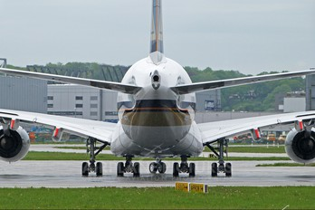 F-WWAH - Singapore Airlines Airbus A380