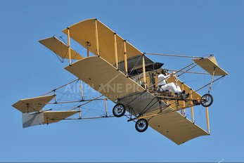 N44VY - Private Curtiss Model D - Pusher