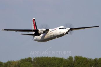 OO-VLZ - CityJet Fokker 50