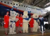 VP-BZP - Aeroflot Airbus A320 aircraft