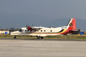 9N-AIG - Agni Air Dornier Do.228
