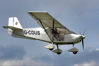 G-CDUS - Private Bestoff SkyRanger