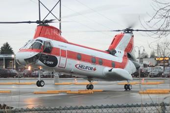 C-GHFF - Helifor Boeing Vertol 107 HKP 4B