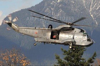 12419 - Canada - Air Force Sikorsky CH-124A Sea King