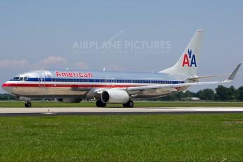 N844NN - American Airlines Boeing 737-800