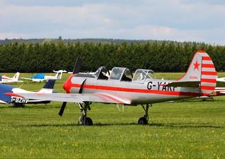G-YAKF - Private Aerostar SA Yak 52