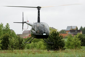 SP-WNP - Private Robinson R44 Astro / Raven