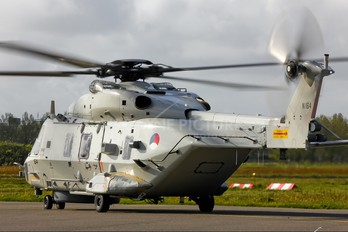 N-164 - Netherlands - Navy NH Industries NH90 NFH