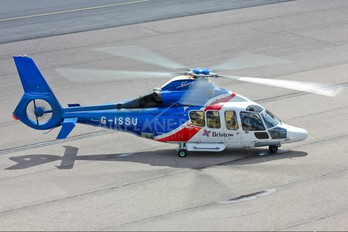 G-ISSU - Bristow Helicopters Eurocopter EC155 Dauphin (all models)
