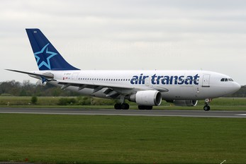 C-GPAT - Air Transat Airbus A310