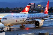TC-JJI - Turkish Airlines Boeing 777-300ER aircraft