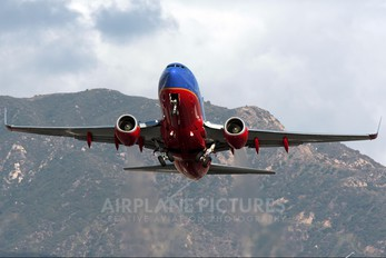 N202WN - Southwest Airlines Boeing 737-700