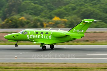 D-IEEN - GreenBird Cessna 510 Citation Mustang